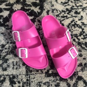 Birkenstock Pink Sandals